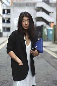 Street Muses....New Oxford Street, London...Peggy Gould