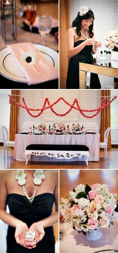 Kinser Event Company: A French Inspired Bridal Shower