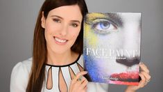 My First Book! What's in it and what to expect - a quick overview #Facepaintbook | A quick flick through my first book Face Paint - What it's about, what to expect and what's inside