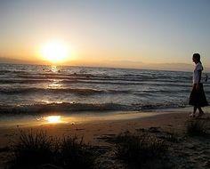 the sea of galilee, israel.