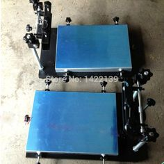 155.00$  Buy now - http://alioly.worldwells.pw/go.php?t=32283967490 - New Manual solder paste printer,PCB SMT stencil printer M size 440x320mm