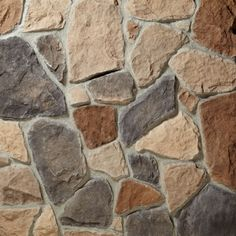 Stone Veneer Siding, Stone Exterior Houses, Faux Rock, Boundary Walls, Thin Brick, Playground Design, Textured Walls, House Colors, House Styles