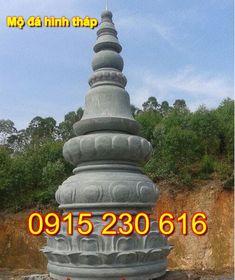 Mẫu mộ đá hình tháp đẹp được xây nhiều ở Miền Nam