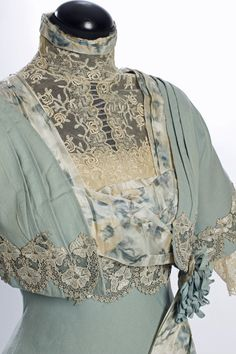 Dress ca. 1911 From the Sörmland Museum