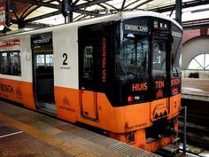 @ANI3: なにこれーもぉー!JR九州のデザイン性の高さ。このままストリッペンカールトでアムステルダムまで連れてって! #train