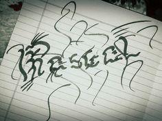 Rascal  Calligraphy