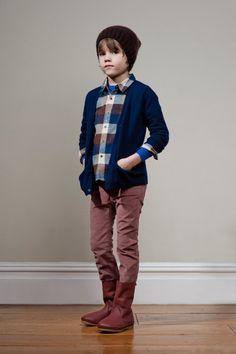 little boy fall style