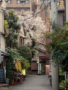 中崎町 - igu; Tokyo