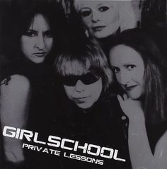 GIRLSCHOOL - Private Lessons