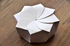 Sustainable Origami Food Box | Packaging of the World: Creative Package Design Archive and Gallery
