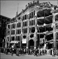 1945 Hermann Tietz am Alexanderplatz
