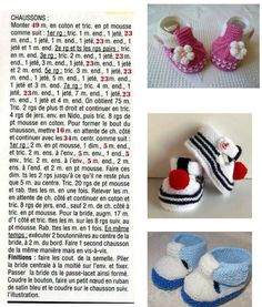 chaussons sandale - le paradis de valou Knitting For Kids, Baby Knitting Patterns, Free Knitting, Free Crochet, Crochet Hats, Crochet Necklace, Baby Shoes, Fabric, Le Jolie