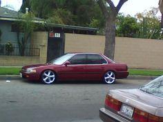 "1992 honda accord   1992 Honda Accord ""marrono"" - santa ana, CA owned by santanero Page:1 ..."