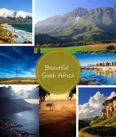 Isn't South Africa beautiful? #SouthAfrica