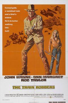 The Train Robbers (1973) - IMDb