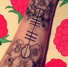 Twenty Øne Piløts tattoo |-/