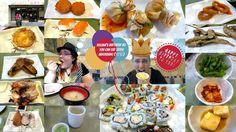 Regina's Birthday All You Can Eat Sushi MUCKBANG (먹방) - Eating Show