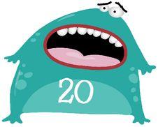 Making 20 Game -Tunstall's Teaching Tidbits: Monster Math Tubs Math Classroom, Kindergarten Math, Teaching Math, Classroom Ideas, Math Teacher, Teaching Ideas, Preschool, Math Tubs, 1st Grade Math