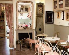 # Vailima Salon de Te , Madrid | Muffinella