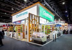 Choithrams stand @GulFood2015. #GulFood2015