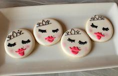 Princess Diva Cookies