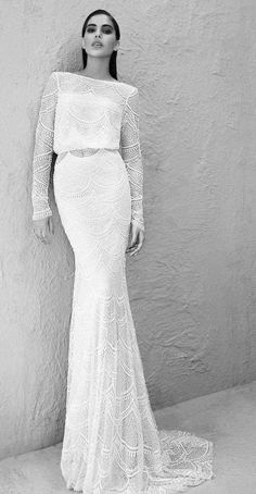 Sexy Wedding Dresses: Michal Medina 2015