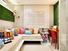 Como é q a gente inventa espaço onde não há espaço? Veja no #simplesdecoracao ! #ambientespequenos #decoracao #pequenosespacos #pequenosambientes