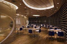 Nautilus Project de Design Spirits   Diseño de restaurantes
