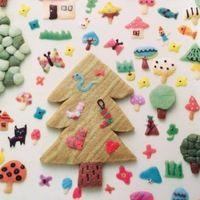 絵本も話題♡efuca.さんのキッチュなアイスボックスクッキー