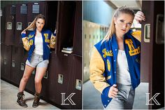 Back to School – {Raleigh, North Carolina Shoot Out} In High School, Back To School, Letterman Jackets, Senior Portraits Girl, Raleigh North Carolina, Class Of 2016, Girl Inspiration, Senior Girls, Senior Year