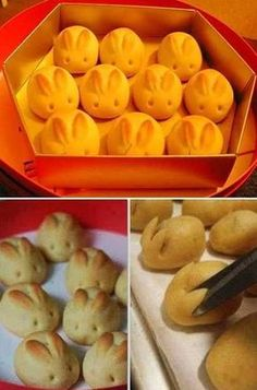 Doing this for easter... ugh but they're too cute to eat!!