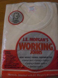 Ramblers Way: Mens Wool Underwear Long John - Made in USA ...