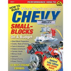 """Read """"David Vizard's How to Build Max Performance Chevy Small Blocks on a Budget"""" by David Vizard available from Rakuten Kobo. Don't throw away money on bogus parts and inflated horsepower claims. Get the real scoop with How to Build Max-Performan. Technical Writer, Aftermarket Parts, New Engine, Truck Engine, Engine Swap, Used Parts, Cool Cars, Budgeting, Classic Cars"""