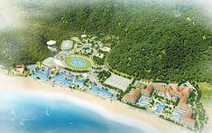 Biệt thự Vinpearl Mũi Tấn Quy Nhơn - Dự án Khu du lịch Vinpearl Quy Nhơn nằm trong Khu kinh tế Nhơn Hội, do Tập đoàn Vingroup làm chủ đầu tư,
