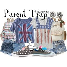 """""""Parent Trap"""" by lalakay on Polyvore"""