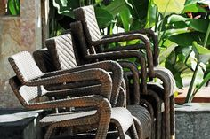 Lampu-sedia - Garden Furniture - synthetic rattan