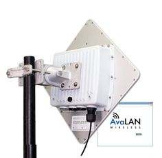 AvaLAN 4.9GHz #Ethernetradio is fully optimized for video surveillance applications which ensures peak performance. Utilizing state of the art MIMO technology, this product achieves a very high data rate through a combination of multiple spacial streams and higher level OFDM modulation. http://avalanwireless.com/shop/aw49200hts-4-9-ghz-outdoor-200-mbps-wireless-ethernet-panel-subscriber-unit/