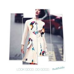 #PoshPublic allows artists and nonprofits to turn art into fashion at no up front cost and no risk but profit to keep.  And each campaign is a collaboration of an artist and a nonprofit. Look good. Do good! Email socialgood@poshpublic.com to learn more. #穿衣助爱 #lookgooddogood #artxfashion #art #fashion #socialgood #socialimpact #socialenterprise #charity #nonprofit #makeadifference #betterworld #wecan #fashioncause by poshpublic