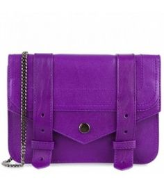 PS1 Large Leather Chain Wallet
