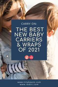 Carry On: The Best New Baby Carriers & Wraps of 2021 Baby Carrying Wrap, Best Baby Wrap Carrier, Baby Bjorn, Get Baby, Natural Parenting, Baby Comforter, Baby Wraps, Baby Safety, Infant Activities