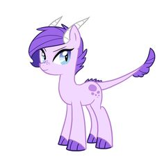 After Starburst, Clarity is definitely my favourite. She is the eldest daughter of Rarity and Spike! As a dragon some small things can make her quite angry but she is a very wise dragon for her age. Personally I ship her and Illusion.  Check out the maker http://kilala97.deviantart.com/