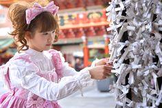 【女の子と神社に行ってみよう!】おみくじを楽しむ!-後編-結びどころで、おみくじ結ぶ