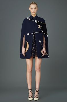 Valentino's Space Inspired Pre-Fall 2015 Collection - My Modern Met