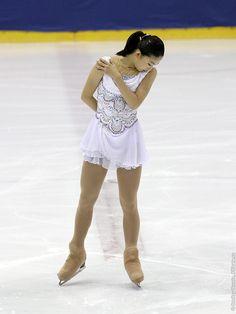 Фотографии Junior Grand Prix Riga Cup 2013 - Девушки, Короткая программа, Junior Ladies, Short Program - FSkate.ru