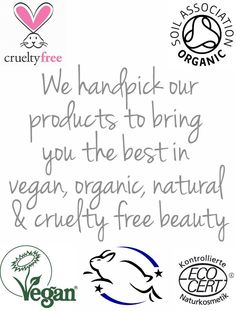Cutecosmetics organic, natural, vegan & cruelty free cosmetics & makeup specialist