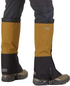 REI Co-op Mountaineer GTX Gaiters Large ~ New ~