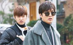 Lee Min Ho as Heo Joon Jae in Legend of the Blue Sea