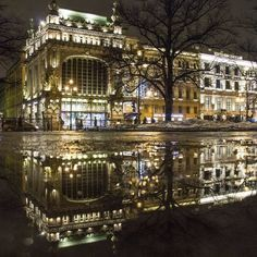 Don't forget to go shopping and visit Eliseevsky House when in Saint Petersburg, Russia You may buy just gorgeous gifts which are traditional for Russia: fur, caviar and top quality souvenirs. We may take you there after one of our tours on even on your city tour! Join us on this holiday season as we organize private tours in St Petersburg and do our best to make every excursion in St Petersburg special for our guests! Drop us a message at mail@ithorosho.com #vacation #travel #world…