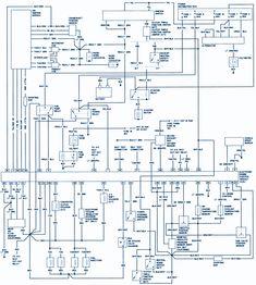 73 powerstroke wiring diagram  Google Search | work crap | Pinterest | Ford, Trucks and Diagram