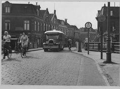 Groningen<br />De stad Groningen: De Eeldersingel 1937